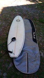 Mini mal surfboard 7.2 Surfers Paradise Gold Coast City Preview