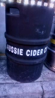 Cider Kegs x2