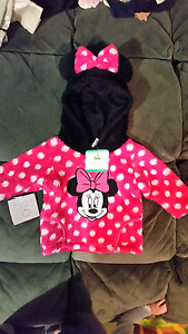 New Minnie mouse hooded jumper size 0 Morphett Vale Morphett Vale Area Preview