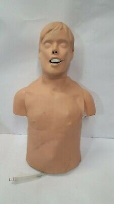 Simulaids Adult Airway Management Trainer Torso Training Inflatable Lung Manikin