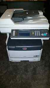 2x OKI MC862. A3+ Multifunction Printers Riverton Canning Area Preview
