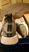 Adidas NMD US9.5 Cleveland Redland Area Preview