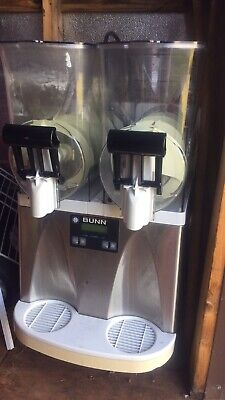 Bunn Ultra 2 Hp Frozen Drink Machine - Whitestainless Used