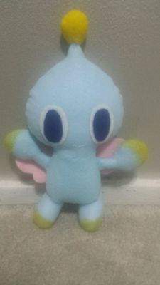 Sonic Chao Inspired Plush Cute