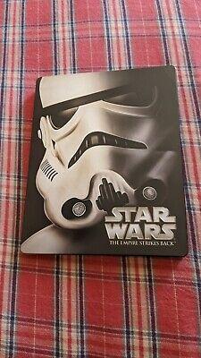Star Wars - The Empire Strikes Back Blu-Ray Steelbook