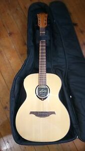 LAG Tramontane T66A Acoustic Guitar West Wollongong Wollongong Area Preview