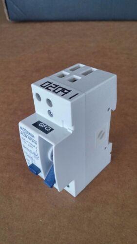 ABL SURSUM RCCB FIP2303 Residual Current Circuit Breaker 2 Pole 16 Amp