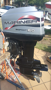 Mariner 60hp outboard boat motor Craigieburn Hume Area Preview