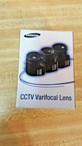 2 Samsung CCTV Varifocal Lens SLA-2812DN Security camera Lens