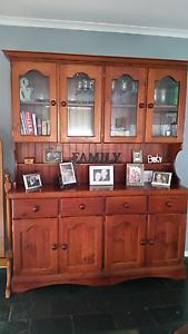 Large China Display Cabinet or  Kitchen Hutch VGC. $300 ono Gawler Gawler Area Preview