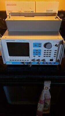 General Dynamics R2670b Communications Service Monitor Spectrum Analyzer