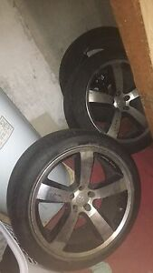 Real 20 inch Charger super bee srt8 rims