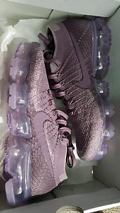 Nike Vapormax Flyknit Violet Purple Womens US8.5 UK6 25.5cm EU40 Homebush Strathfield Area Preview