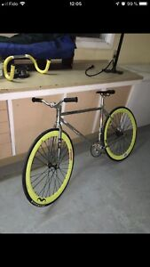 Fixie pure fix PRIS DE DEBARAS