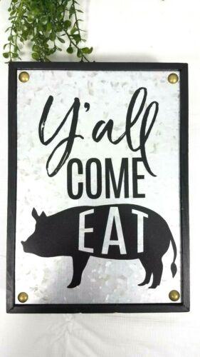 Farmhouse Animal Pig Y