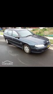 Holden Commodore Automatic 2002 model 7months Rego Car