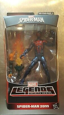 Marvel Legends Spider-Man 2099 Hasbro Unopened