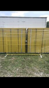 Temporary Fence for SALE or RENT