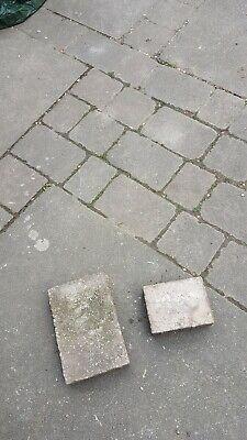 Tegular Used Block Paving Bricks approx 12 m2