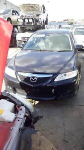 now wrecking mazda 6 black Coopers Plains Brisbane South West Preview