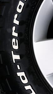 4x4 used mud terrain tyres Devonport Devonport Area Preview
