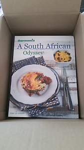 "NEW Thermomix cookbook ""A South African Odyssey"" Sunrise Beach Noosa Area Preview"