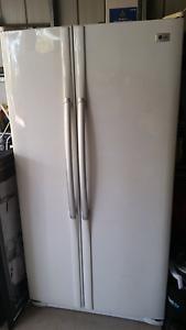 Lg side by side fridge freezer Gympie Gympie Area Preview