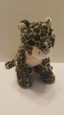 Ty Beanie Buddies Sneaky Leopard Beanie Plush Stuffed Animal Toy 12