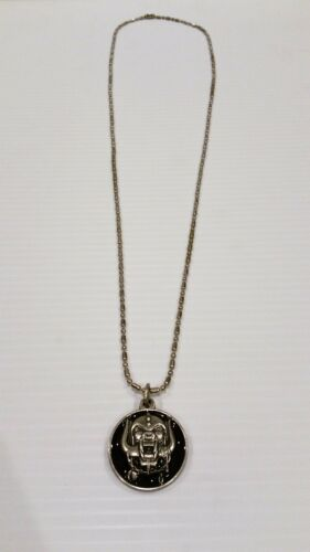 Motorhead 2012 concert  Warpig Pendant With Chain.hard to find.