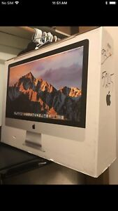 "Like new 27"" I Mac - Retina 5K display-2tb fusion drive"