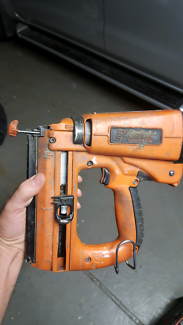 Paslode straight nailer fixing gun