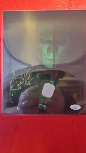 Doyle Wolfgang von Frankenstein Autograph Signed 8x10 Photo - Misfits (JSA COA)