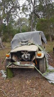 1978 Toyota LandCruiser Other Agnes Water Gladstone Area Preview