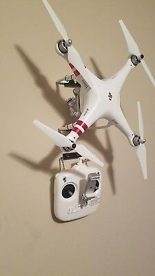 Dji phantom 3 drone wall mount - drone accessories