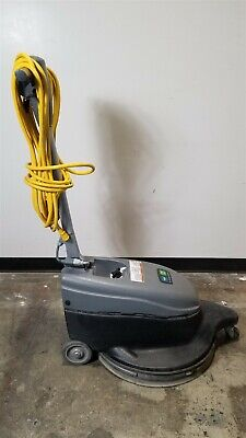 Tennant Nobles Br-2000-dc Dust Control High-speed Floor Burnisher 2000rpm 20