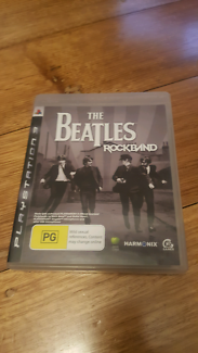 The Beatles Rockband PlayStation 3 Game