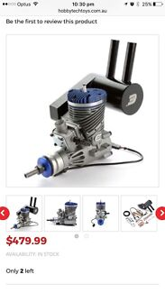 Rc plane engine- evo 20cc
