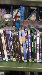 Bulk movies, DVDs - 100 items Braybrook Maribyrnong Area Preview