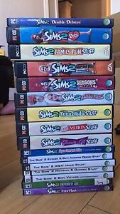 Sims2 complete set for PC