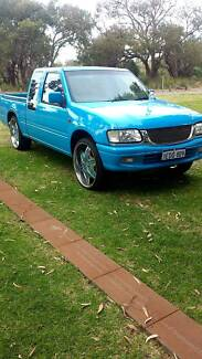 2000 Holden Rodeo Tuart Hill Stirling Area Preview