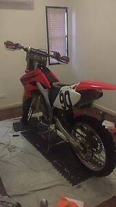 2007 CR125R Darwin CBD Darwin City Preview