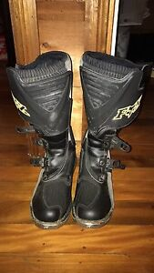 Fox Enduro Riding Boots Kurrajong Hawkesbury Area Preview