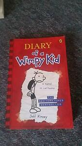 Diary of a Wimpy Kid novels Brassall Ipswich City Preview