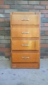 Wooden drawers Grasmere Camden Area Preview
