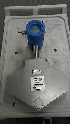 Flo Tcm3000 Flow Line Options Tricor Mass Flow Meter Aw Ace-8000 Transmitter