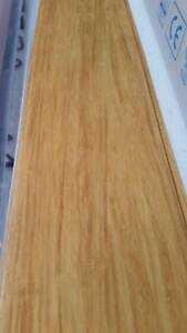 Strand Woven Bamboo Floating Planks