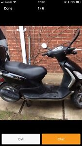 PLEASE CONTACT  Wanted 49cc gas scooter