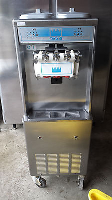 2001 Taylor 794 Soft Serve Frozen Yogurt Ice Cream Machine Warranty 3ph Water