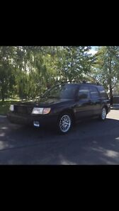 Subaru forester 2000 wrx turbo