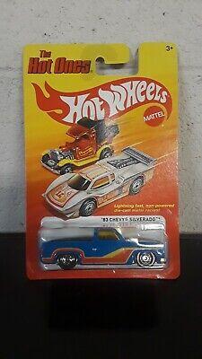 Hot Wheels 83 Chevy Silverado The Hot Ones 1/64